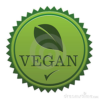 Free Vegan Seal Stock Images - 17404284
