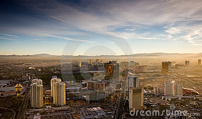 Vegas View Editorial Photography
