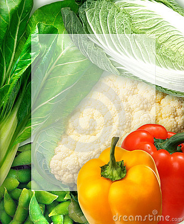 Free Vegetable Background Stock Photography - 4984922