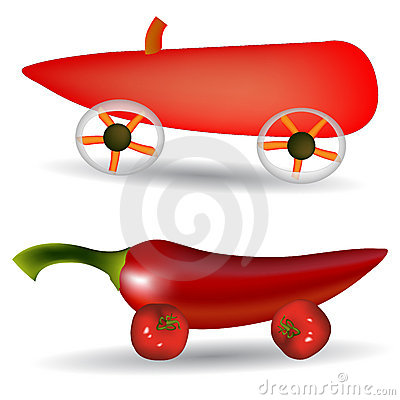 Vegetable cars