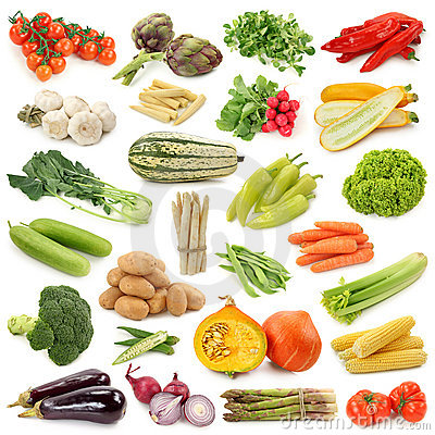 Free Vegetable Collection Royalty Free Stock Image - 11995816