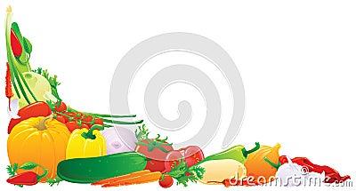 Vegetable corner