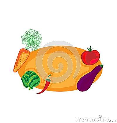 Vegetable design