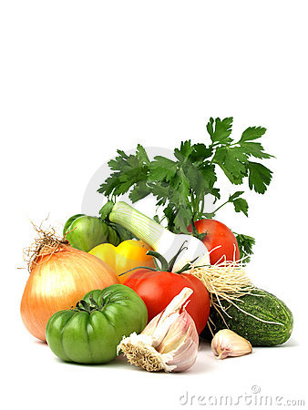 Free Vegetable Group Stock Photography - 14367192