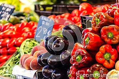 Vegetable heaven