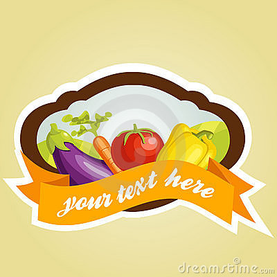 Vegetable label