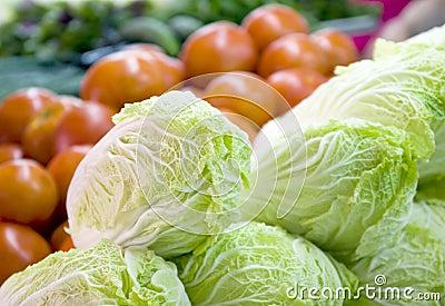 Vegetable market 2
