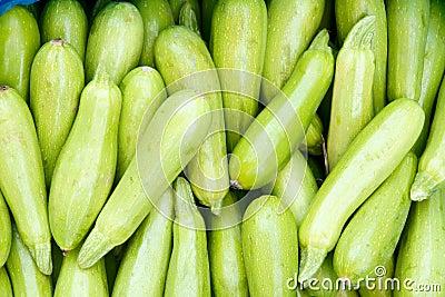 Vegetable marrows