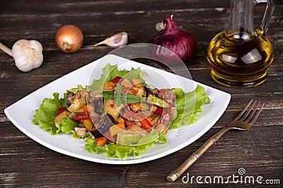 Vegetable ragout