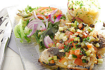 Vegetable Salad Royalty Free Stock Images - Image: 24258299