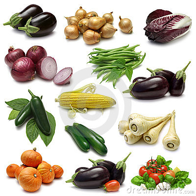 Free Vegetable Sampler Royalty Free Stock Images - 10824889