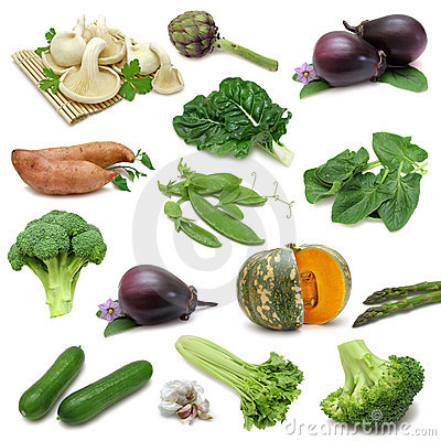 Free Vegetable Sampler Royalty Free Stock Images - 20263459