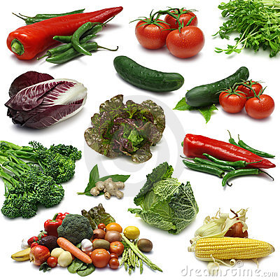 Free Vegetable Sampler Stock Photography - 7381752