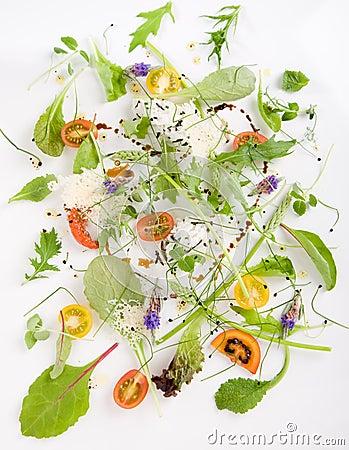 Free Vegetable Stillife Stock Photography - 5398402