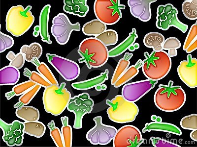 Vegetable Wallpaper