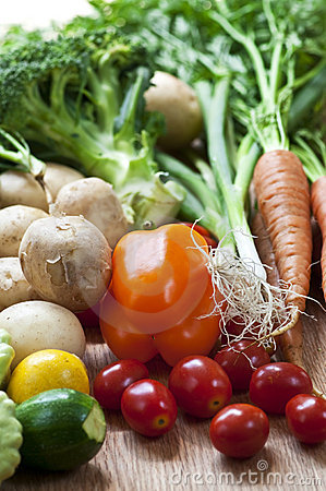 Free Vegetables Stock Image - 10321781