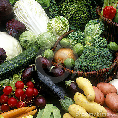 Free Vegetables Royalty Free Stock Photo - 11598705