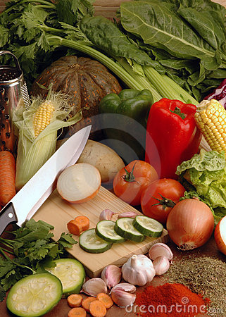 Free Vegetables Stock Image - 2351071