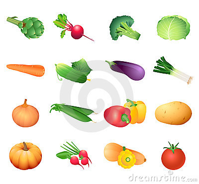 Free Vegetables Royalty Free Stock Photo - 9036815