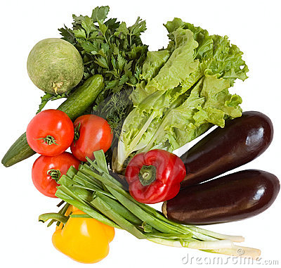 Free Vegetables Stock Image - 9606251