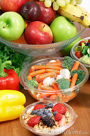 Free Vegetables And Fruits Stock Images - 16284964