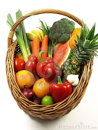Free Vegetables And Fruits In Agriculture Royalty Free Stock Photos - 23526438