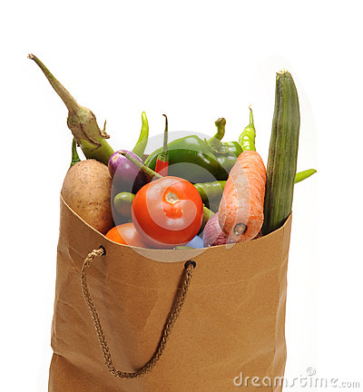 Vegetables bag