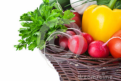 Vegetables Basket