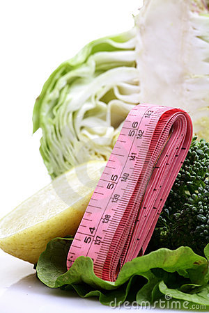 Vegetables and fittness