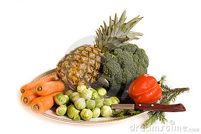 Vegetables & Fruit