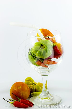 Vegetables And Fruits Royalty Free Stock Photography - Image: 24401697