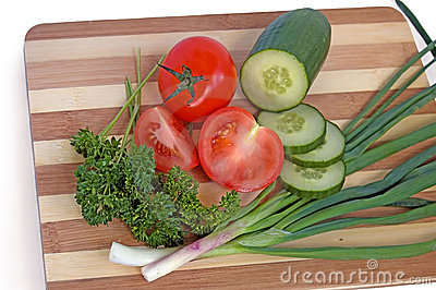 Vegetables salad_1