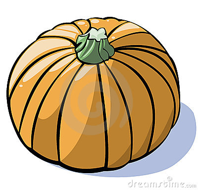 Vegetables series: pumpkin