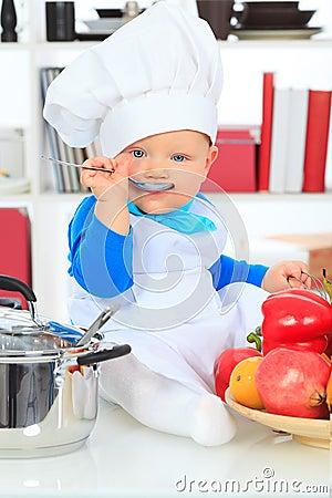 Vegetarian cook