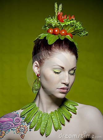 Vegetarian fashion