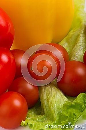 Vegetarian healthy diet, Fresh vegetables
