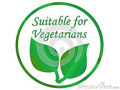 Vegetarian leaf