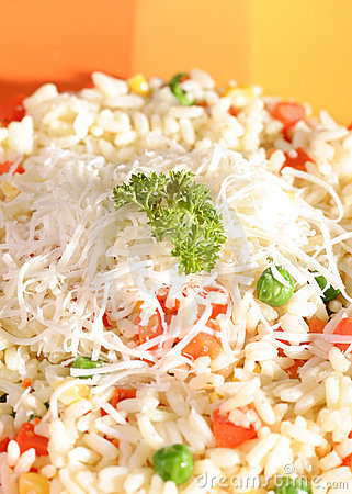 Vegetarian meal, healthy lifestyle