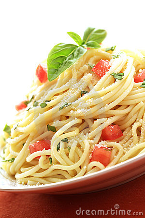Free Vegetarian Pasta Royalty Free Stock Images - 12479119