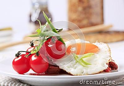 Vegetarian red bean chili