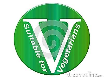 Vegetarian V