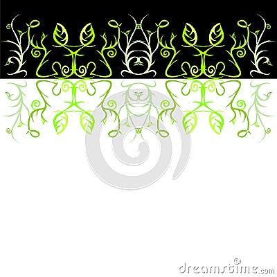 Vegetative pattern
