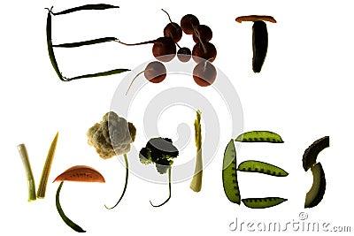 φάτε veggies