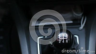 Vehículo de cambio de velocidad almacen de video