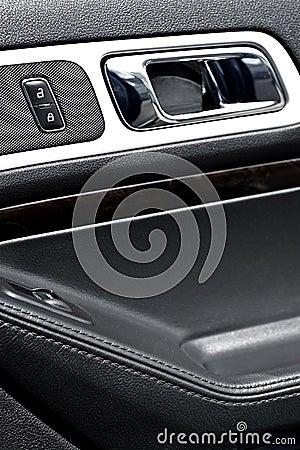 Vehicle Door Inside