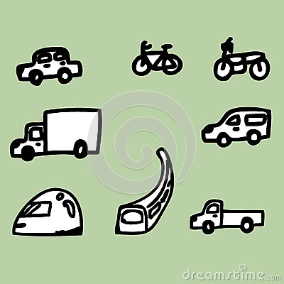 Vehicle Icons