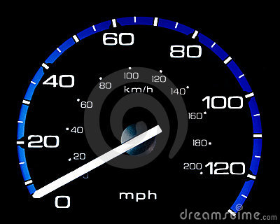 Vehicle Speedometer