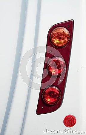 Vehicle tail lights