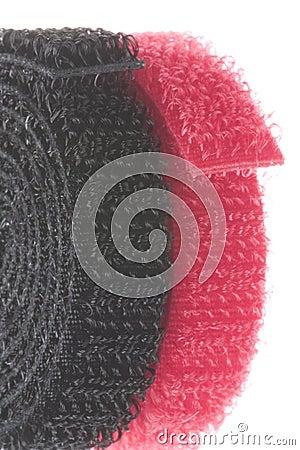 Velcro Fasteners Isolated