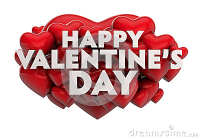Velentine S Day Hearts Royalty Free Stock Images Image